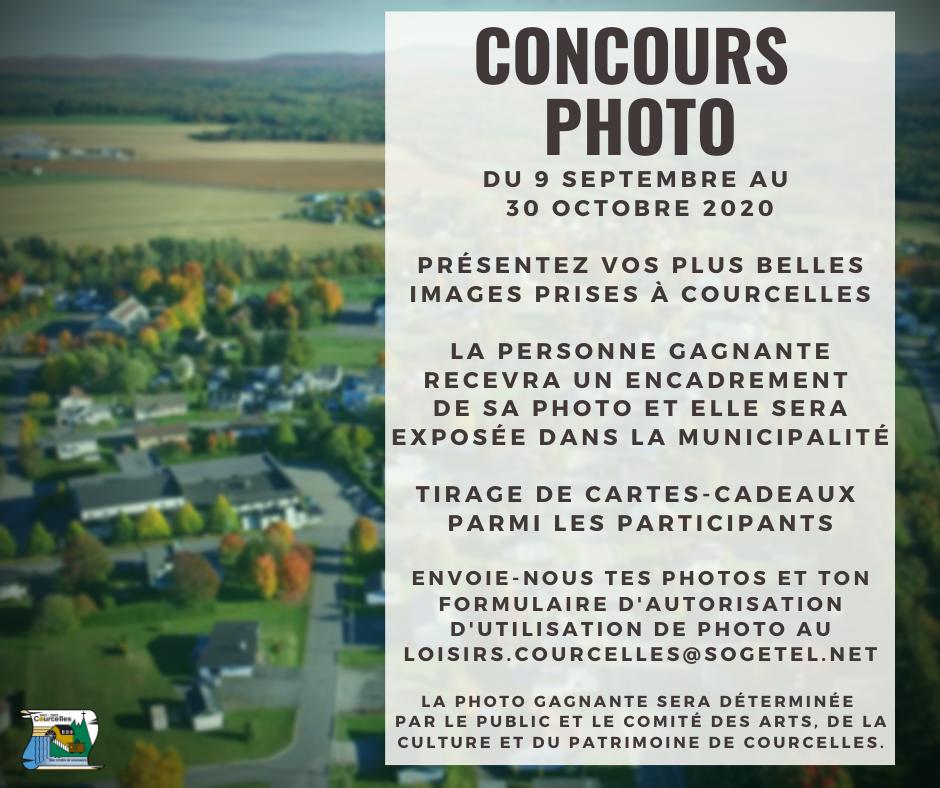 CONCOURS PHOTO