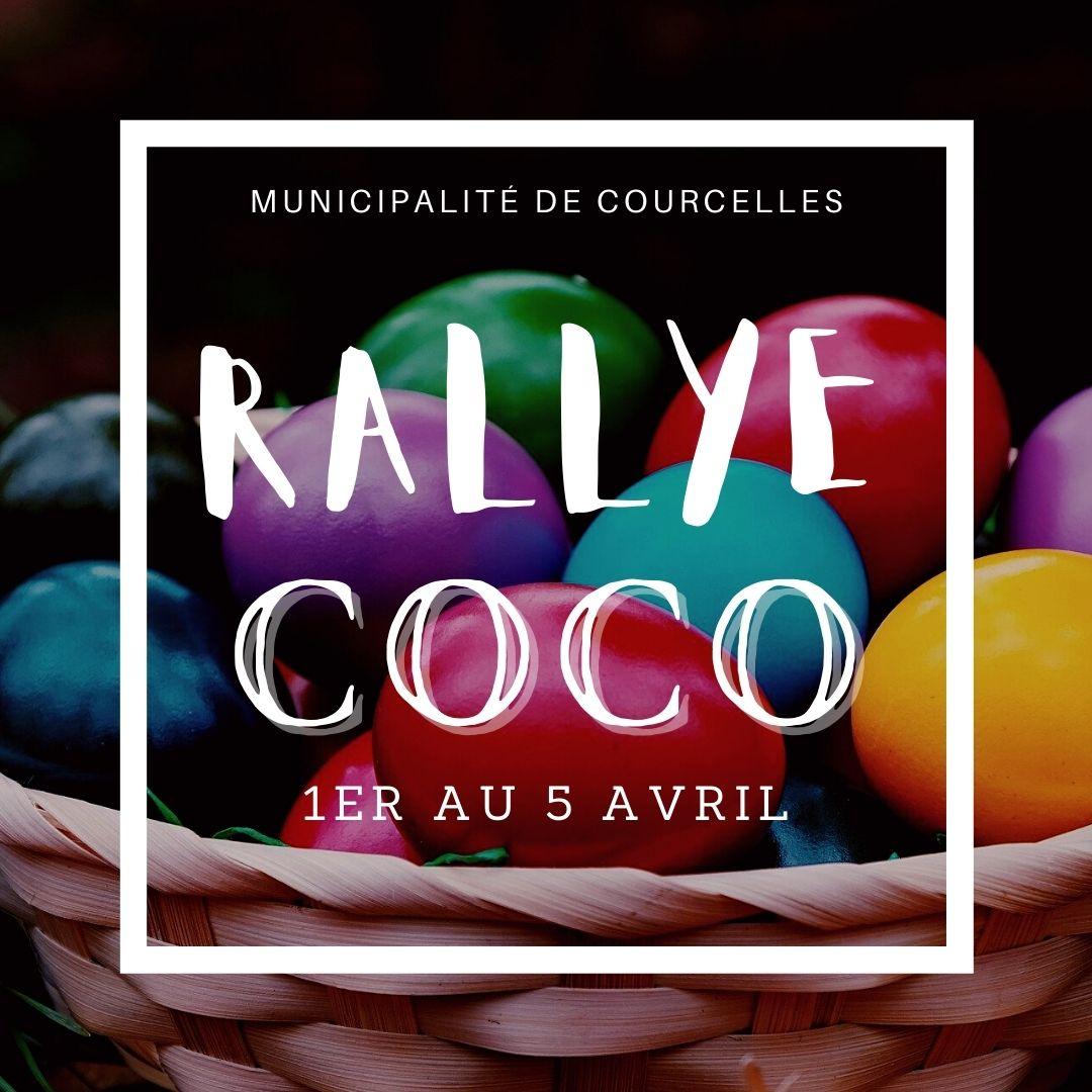 RALLYE COCO 2021