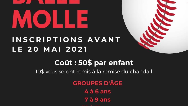 BALLE MOLLE 2021