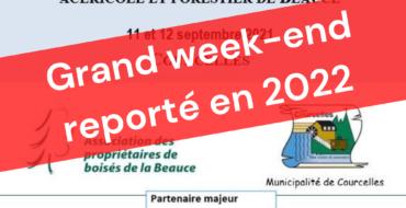 COMMUNIQUÉ DE PRESSE – 20 AOÛT 2021